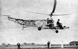 винахідник гелікотера