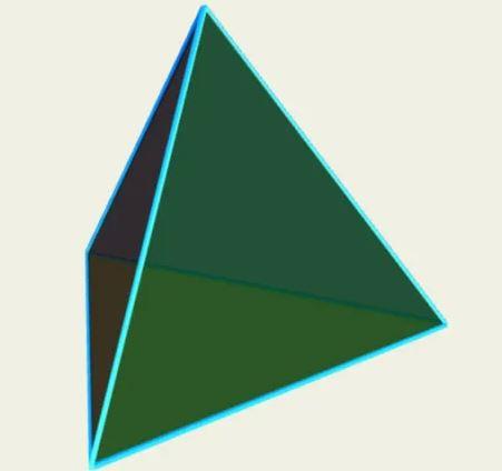 тетраїдер фігура