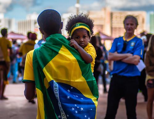 футбол бразилія