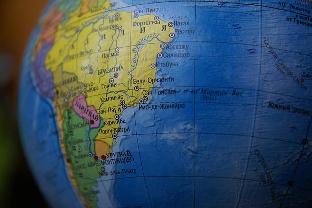 бразилія межі