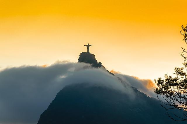 статуя в ріо де женейро