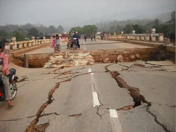 джерело землетрусів